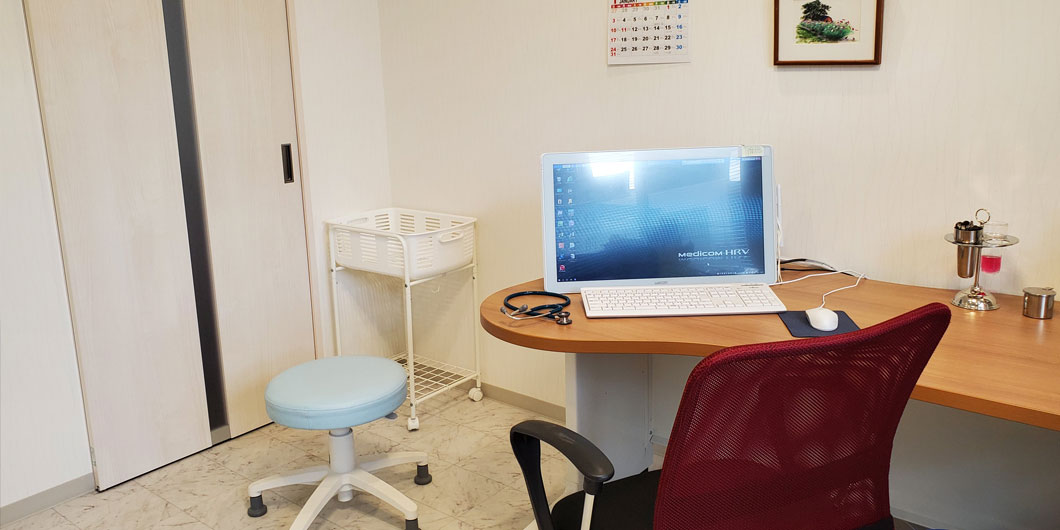 小児科診療室